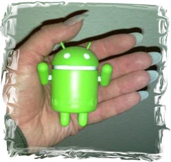 Android liegt auf der Hand ::: © 2012 Glühwürmchen und Herzbeben & Syntronica.net
