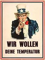 Deine Temperatur