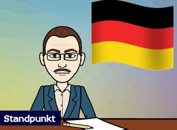 Standpunkt Comic Die Nachrichten Deutschland deutsch