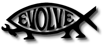 EvolveFish-schatten
