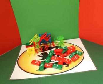 gruen-rot-domino
