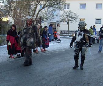 Hässkappen  Fasnetsumzug 2009