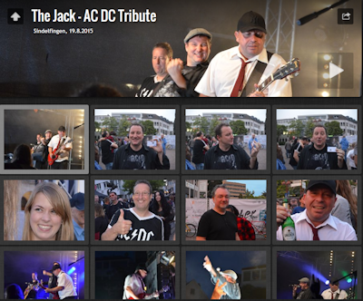 The Jack – AC/DC Tribute in Sindelfingen