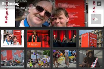 Kirchentag– Video‑ und Foto-Show