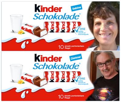 Kinderschokolade Kinder Schokoade