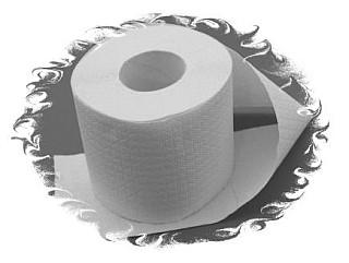Toilette Klorolle