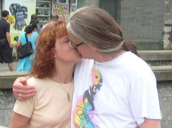 Köln, 28.6.2008 - Das Treffen der flammenden Herzen