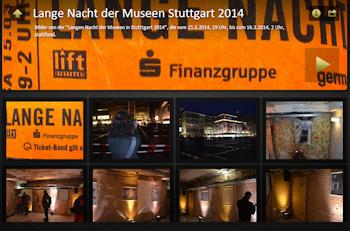 Lange Nachct der Museen Stuttgart 2014