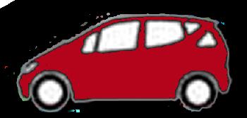 mietwagen-rot