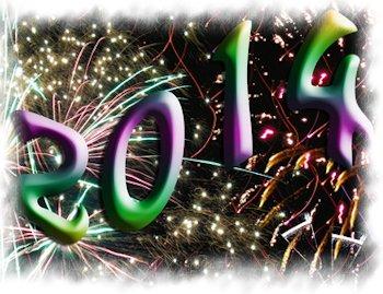 Frohes neues Jahr 2014   ::: © Pixelio.de