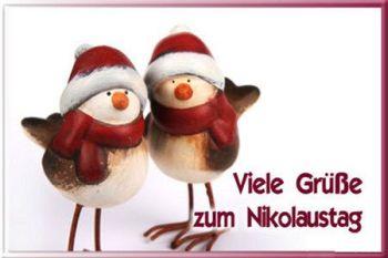 Alles Gute zum Nikolaus-Tag