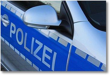 Polizei Polizeiauto
