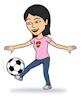 sabine-fussball-96