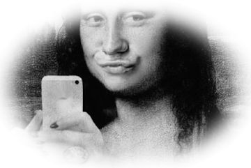 Ganzkörper-Selfies