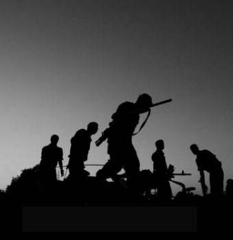 Soldaten sind potentielle Mörder
