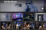 """Im """"Star Wars Museum"""" gewesen"""
