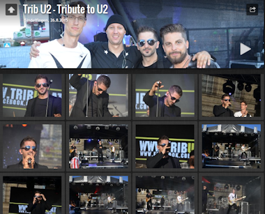 Trib U2 – Tribute to U2 in Sindelfingen