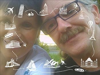 Urlaub 11.8. - 18.8 2013 ::: Glühwürmchen und Herzbeben