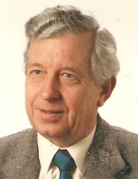 Werner Kleber, der Vater von Glühwürmchen